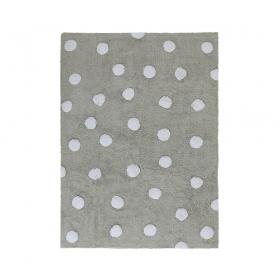 tapis enfant topos gris lorena canals