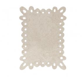 tapis enfant puntilla beige lorena canals