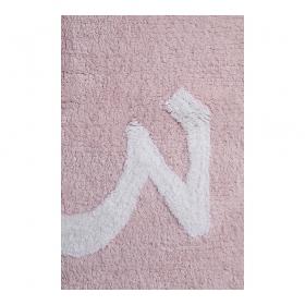 tapis enfant numeros rose lorena canals