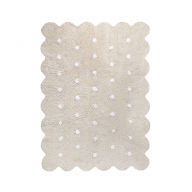 tapis enfant galleta beige lorena canals