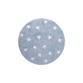 tapis enfant cielo bleu lorena canals