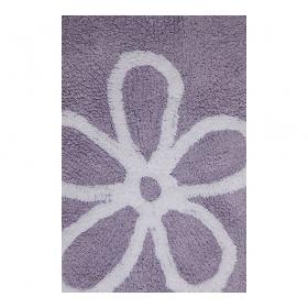 tapis enfant flores violet lorena canals