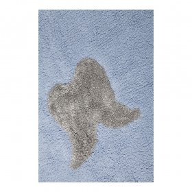 tapis enfant wings bleu lorena canals