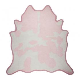 tapis enfant dakota rose 1 pied sur terre