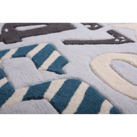 tapis enfant imprenta 1 pied sur terre