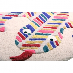 tapis enfant india 1 pied sur terre