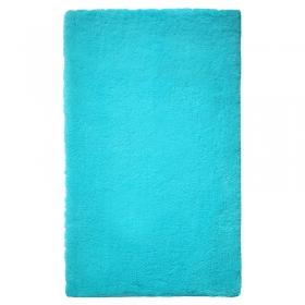 tapis de bain event bleu turquoise esprit home