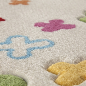 tapis bloom field beige esprit home