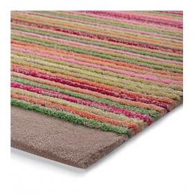 tapis moderne samba stripes multicolore - esprit home