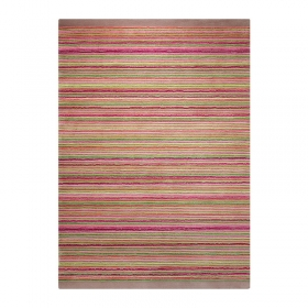 tapis moderne samba stripes multicolore esprit home