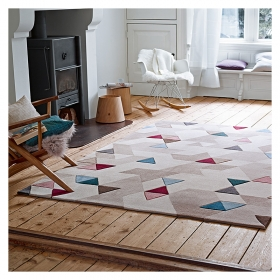 tapis imagination esprit home beige