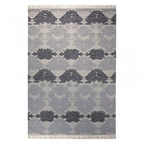 tapis esprit home denim batik gris