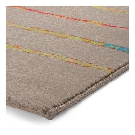 tapis joyful stripes taupe esprit home