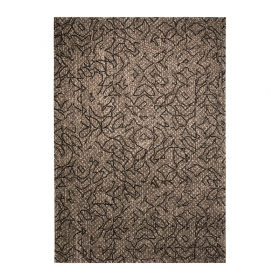 tapis madison taupe moderne esprit home