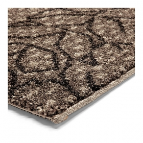 tapis madison moderne taupe esprit home