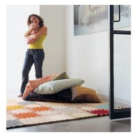 tapis estella blanket brink & campman pure laine