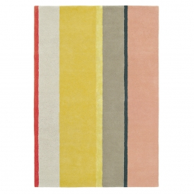 tapis estella broadway pure laine brink & campman rose
