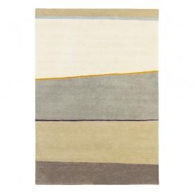 tapis estella horizon beige brink & campman pure laine vierge
