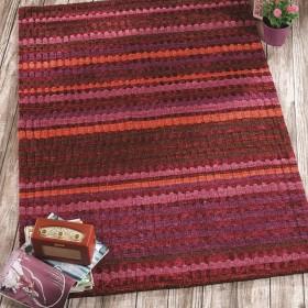 tapis flair rugs cedar rouge