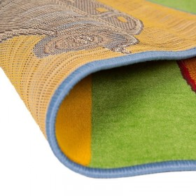 tapis flair rugs bug multicolore