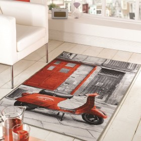 tapis flair rugs vacation rouge