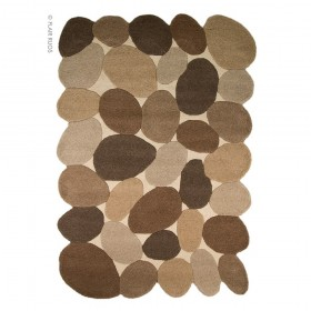 tapis flair rugs pebbles beige