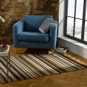 tapis flair rugs canterbury marron