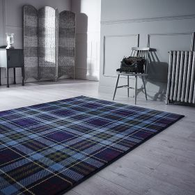 tapis bleu kilry flair rugs