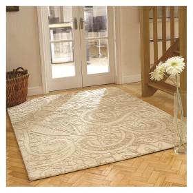 tapis flair rugs mendhi beige