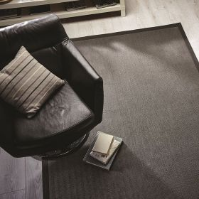 tapis de couloir gris herringbone flair rugs