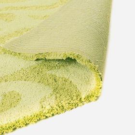 tapis shaggy vert beryl flair rugs