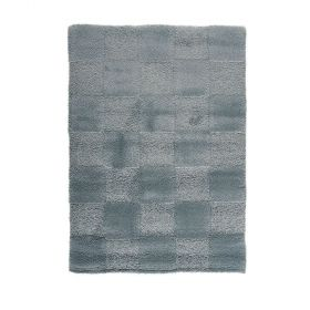 tapis shaggy gris garnet flair rugs