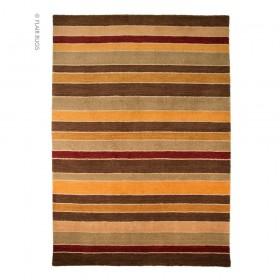 tapis flair rugs grain multicolore