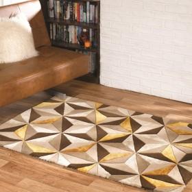 tapis flair rugs scorpio ocre