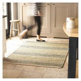 tapis flair rugs seagrass bleu
