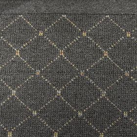 tapis de couloir gris menara flair rugs