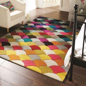 tapis jive multicolore flair rugs