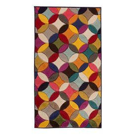 tapis mambo multicolore flair rugs