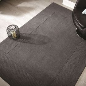 tapis gris siena flair rugs
