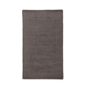 tapis uni gris siena flair rugs
