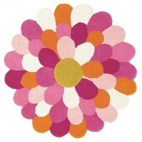 tapis funky flower harlequin - avalnico