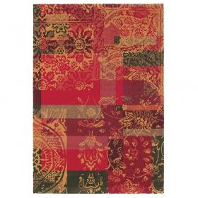 tapis fusion balance brink & campman rouge