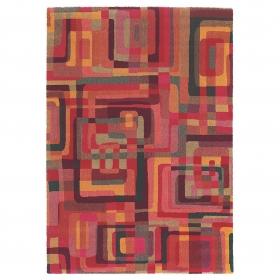 tapis fusion paris rouge brink & campman