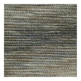 tapis iron tissé main gris brink & campman