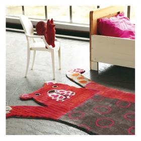 Tapis pour chambre d39enfant tapis cosy for Tapis chambre enfant avec matelas bultex 140x200 promo