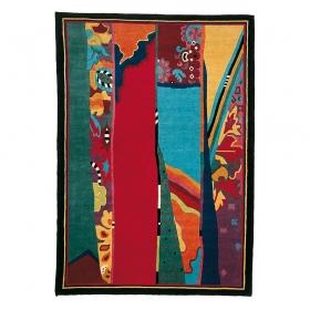 tapis multicolore kodari miami brink & campman