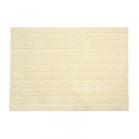 tapis braids vanilla 120x160 - lorena canals