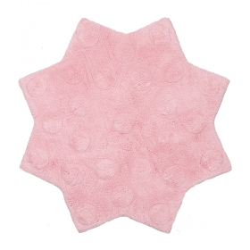 tapis enfant stella rose nattiot