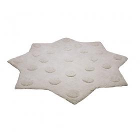 tapis enfant stella beige nattiot