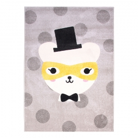 tapis enfant sweet polka nattiot